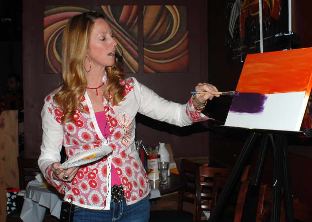 Wendy Sommers, owner of Artytime.
