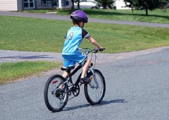 Westchester children can participate in a free bike rodeo on Sunday.