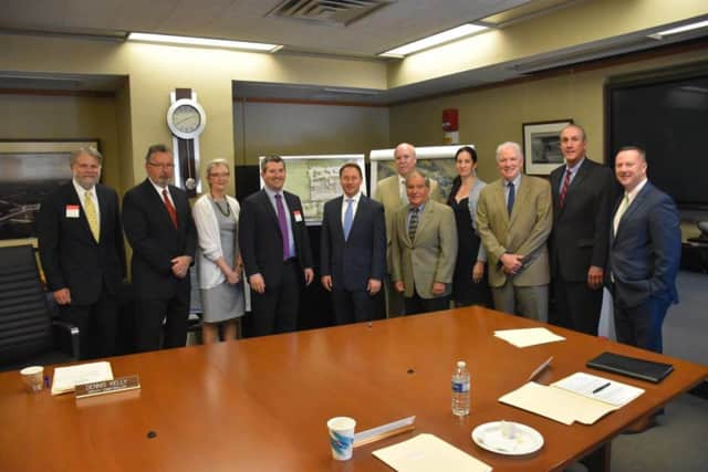 The Westchester County Local Development Corporation approved the bond.