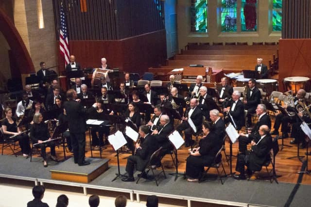 The Ridgewood Concert Band is in its 33rd season