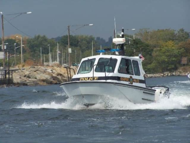 Westport Marine Police was called in to search for a missing kayaker.