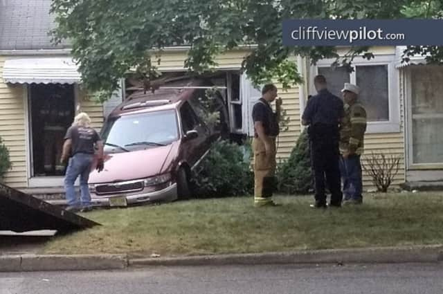 Emerson and Westwood police and Westwood firefighters responded, as did the Bergen County Prosecutor's Office.