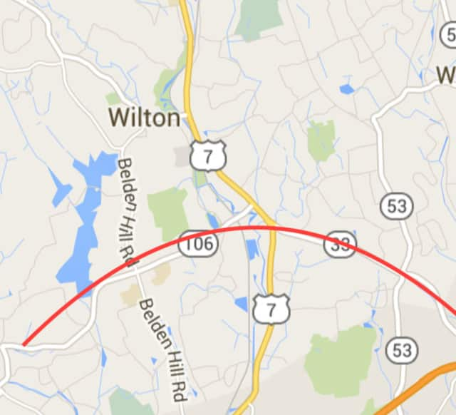 Overnight lane closures on Route 106 from Beldon Hill Road to Route 53 begin Oct. 12 through Oct. 16.