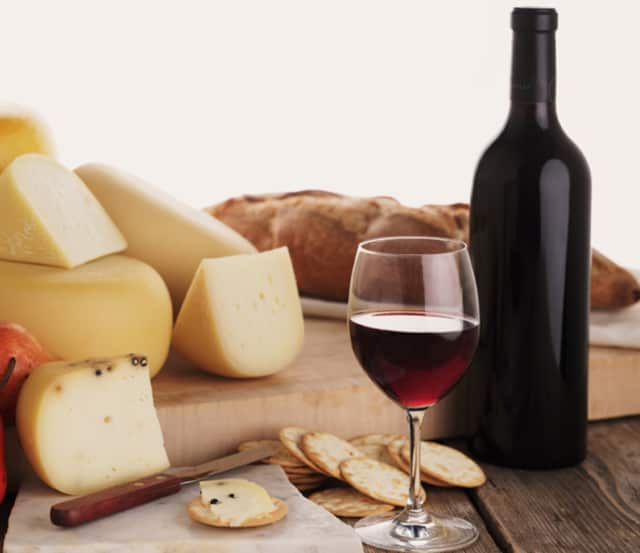 Opening wine and cheese night will be held a DeCicco's.