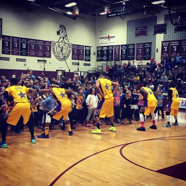 The Harlem Wizards game is Jan. 29 at Eastchester High School.