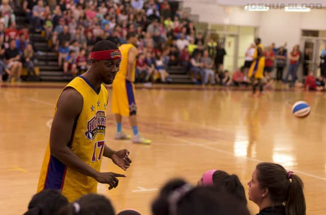The Harlem Wizards will take on Tarrytown's Aches and Pains on March 10.