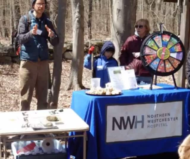 Northern Westchester Hospital and the Westchester Land Trust recently formed a partnership and held a wellness hike.