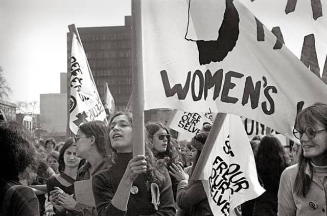 A documentary about the women of the modern women's rights movement leads off the Martha Glaser Friday Night Culture Series.