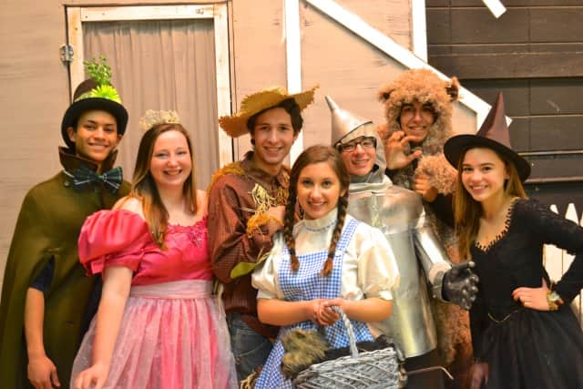 "Westwood students will perform ""The Wizard of Oz."""