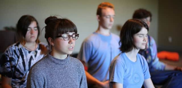 The Ramsey Free Public Library will hold a program to teach teens mindfulness.