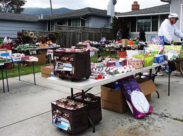 There will be a community-wide yard sale in New Milford on June 5, and the signup deadline is looming.