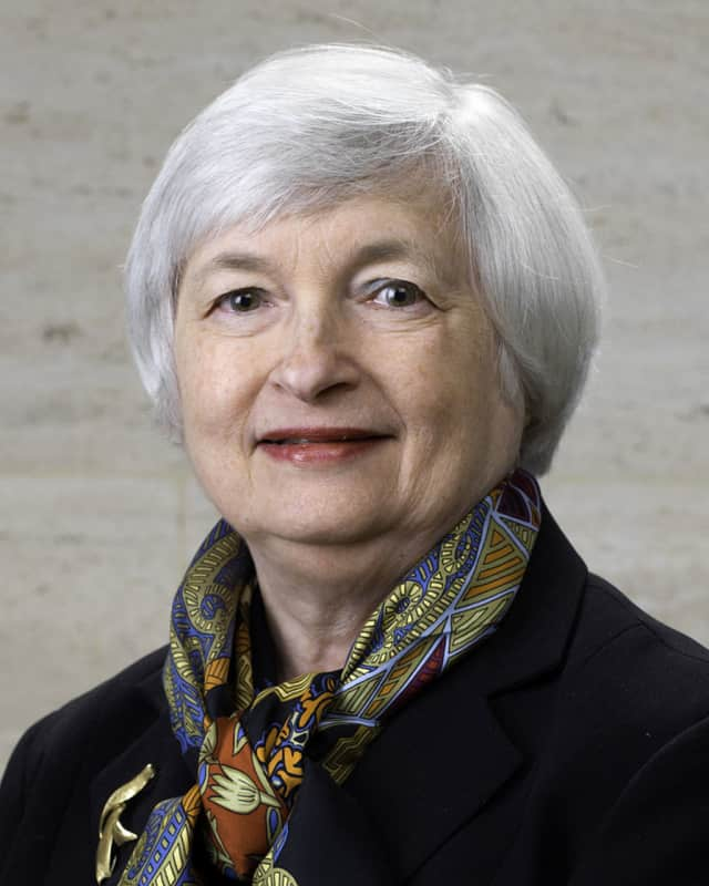 The Federal Reserve and chairwoman Janet Yellen decided to hold the line on a raise in in interest rates.
