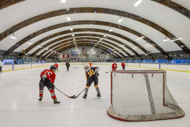 Hockey is just one of hundreds of programs offered by the Yonkers Parks Division this fall.