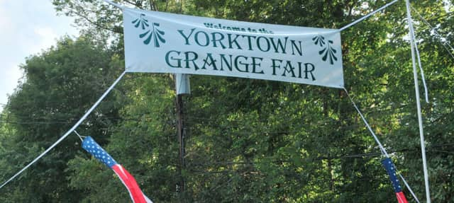 The Yorktown Grange All Day Tag Sale is Oct. 10.