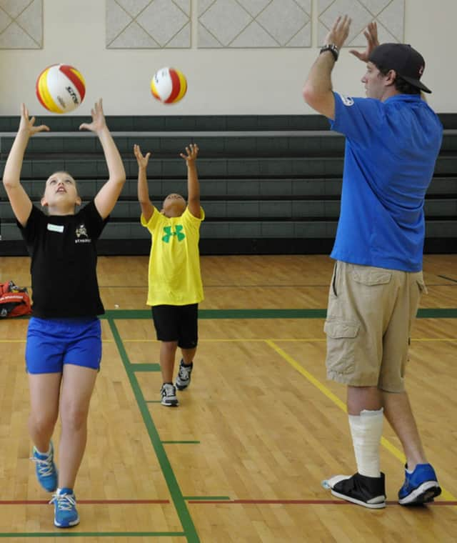 Ringwood is offering a free youth volleyball program -- and registration is now open.