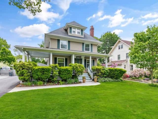 This Glen Rock home is in one of the NJ's hottest real estate markets.