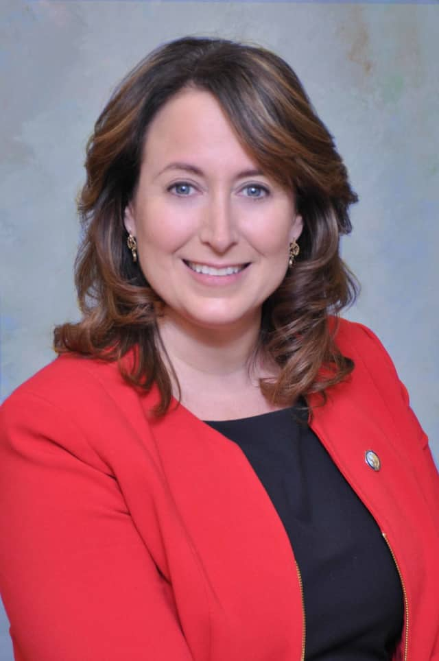 Bergen County Freeholder Vice Chairwoman Tracy Silna Zur