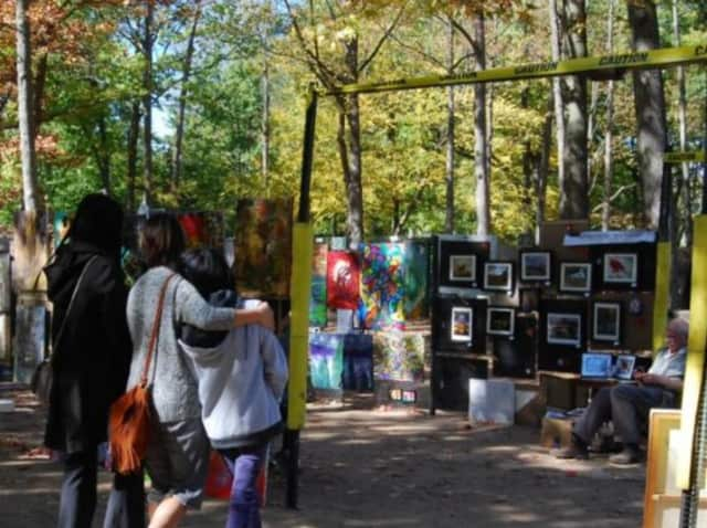 The annual Bergen County Art in the Park Show and Concert has been rescheduled for Oct. 11 at Van Saun Park. The exhibition runs from 11 a.m. to 3:30 p.m.