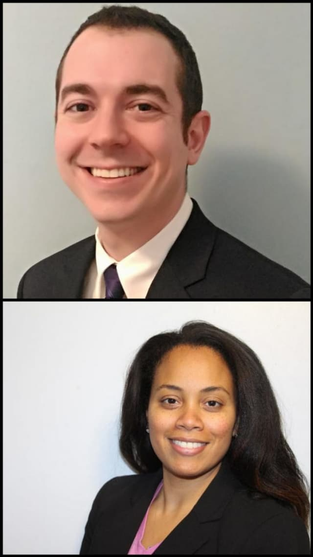 Tilsa Rodriguez-Gonzalez and Nicolas Cracco are taking their talents to New Rochelle to become new administrators in the school district.