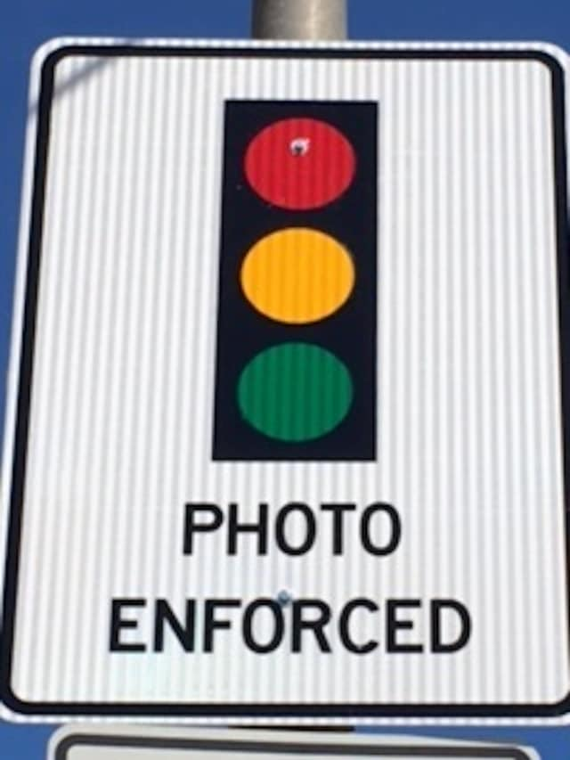 Suffolk County lawmakers voted to extend the red-light camera program for five more years.