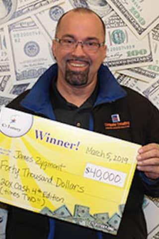 Twice Is Nice: Trumbull Man Buys Two $20K Scratch Lottery Tickets, Walks Away With $40K