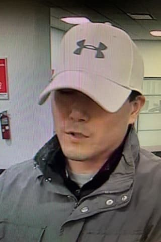 Shelton Police Looking To Identify Bank Robbery Suspect