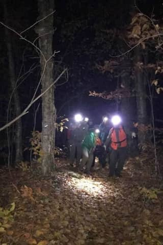 Hiker Found Dead In Area After Intensive Search Involving 17 Rangers