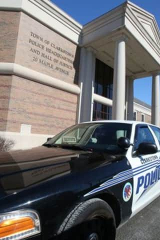 Alleged Car Thief Rams Two Clarkstown Police Cars In Attempt To Escape, Police Say