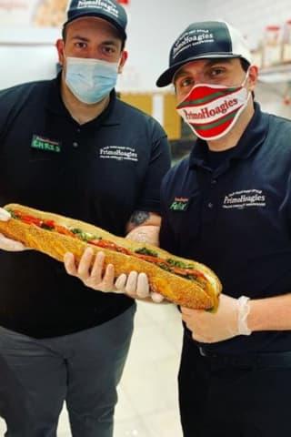 Italian Specialty Sandwich Shop PrimoHoagies Coming To Morris, Essex Counties