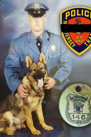 NJ Transit K9 Officer Magnus Dies