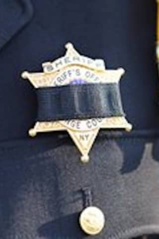 Two Orange County Sheriff's Officers Die Suddenly