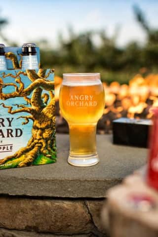 Get 'Angry,' Then Cruise For A Cause At Walden's Angry Orchard Event