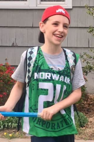 #MikeyStrong: $165,00 Raised For Norwalk Boy Fighting Stage 4 Cancer