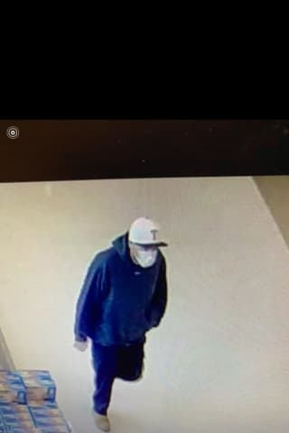 Suspect At Large After Robbery At Bank Inside Stop & Shop In Fairfield County