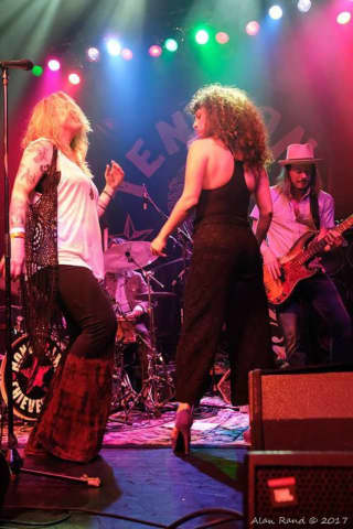 Two Bands Rock It At Benefit Concert At Port Chester's Cap Theatre