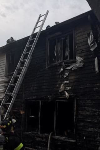 Norwalk Fire Destroys Two Apartment Units, Displaces Residents