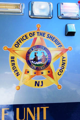 Driver Ignores Cones After Paramus Route 17 Crash, Injures Bergen Sheriff's Officer