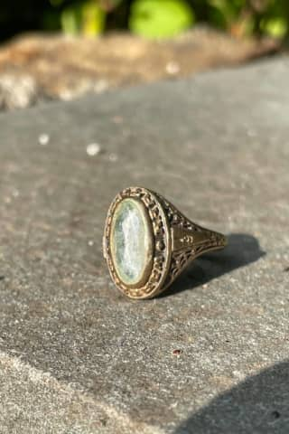 PICS: Morris County Man Reunites Woman With Gold Class Ring Found Buried After Nearly 40 Years