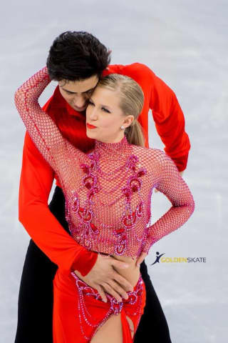 Top 10 Olympic Finish For Bergen County Figure Skaters