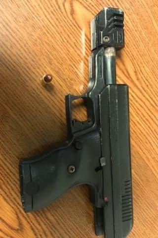 Norwalk Teen's Parking Violation Leads To Gun Arrest In Stamford