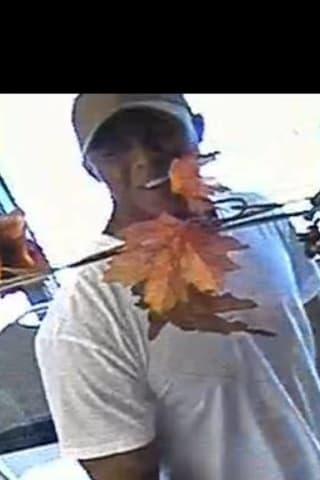 Norwalk Police Seek Help Identifying Robbery Suspect
