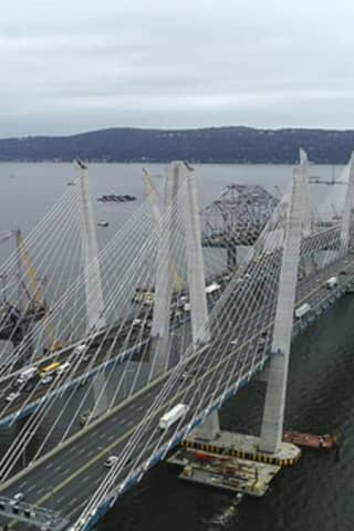 Makeup Date Set For Opening Of New Tappan Zee Bridge Second Span