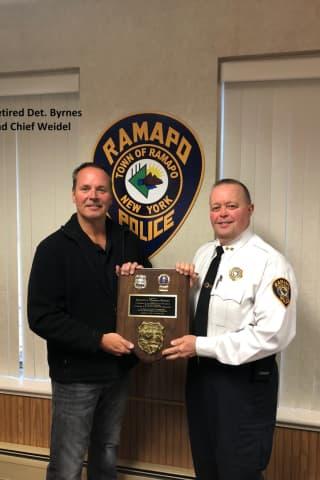 Longtime Ramapo Police Detective Calls It A Career