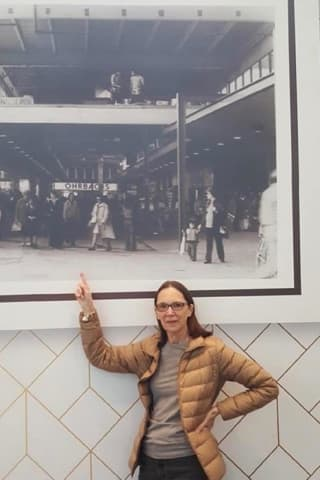 Nostalgic Shopper Spots Herself In Archived Bergen Town Center Photo