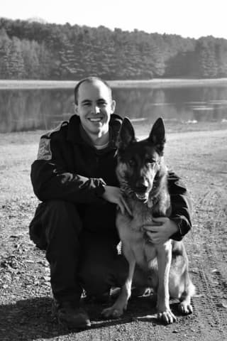 RIP, Arek: Connecticut State Police Mourn Death Of Beloved K9