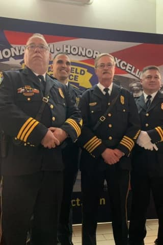 New Chief In Town: Christopher Lyddy Takes Command In Fairfield
