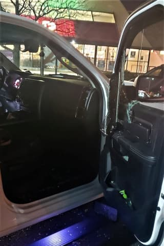 HEADS UP: Paramus Firefighter Whose Truck Was Broken Into Says He Was Followed From Bank