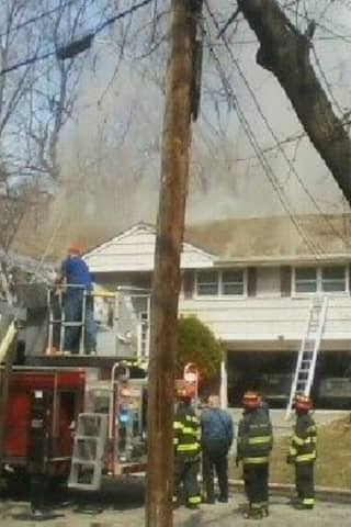 Smoky Park Ridge Fire Put Down