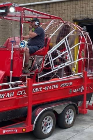 Mahwah Rescue Boat Summoned For Ramapo River Recovery