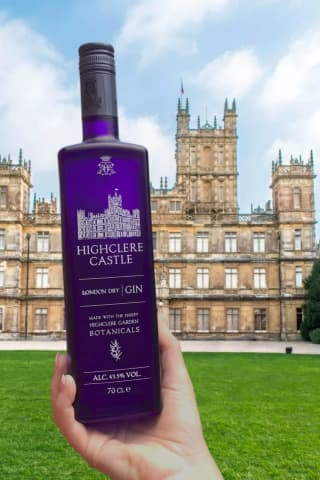 CT's Highclere Castle Gin In Viking Cruises Extensions Gin Tastings At Real 'Downton Abbey'